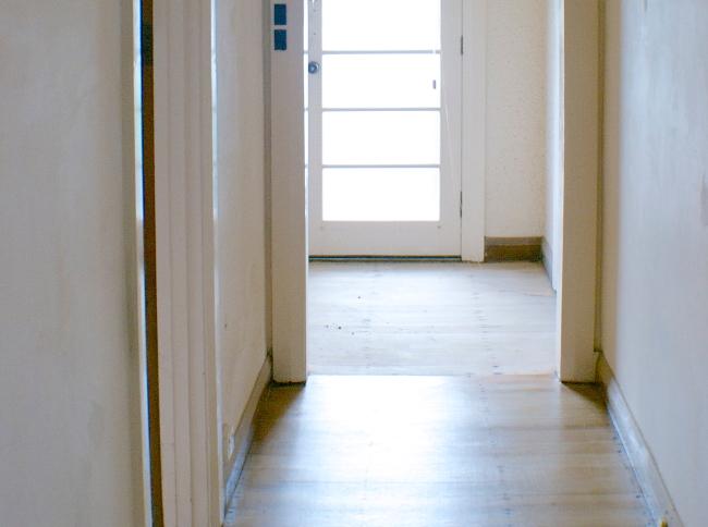 hallway half