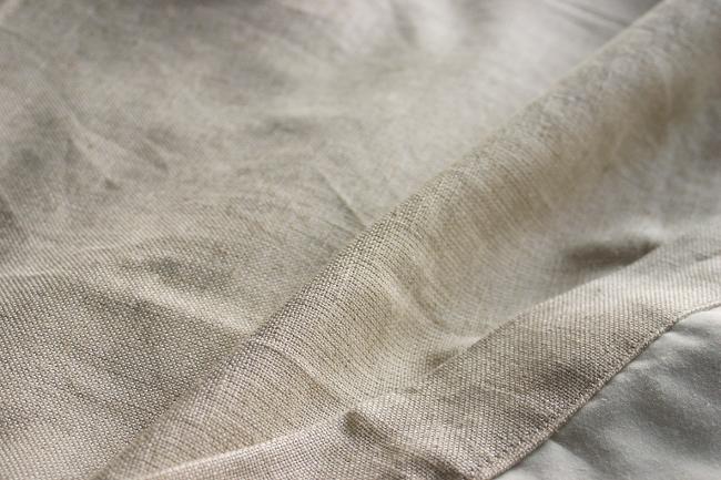 linen lining