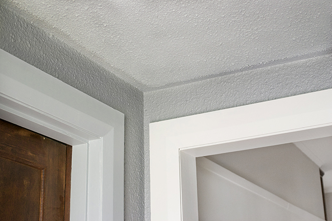 entry ceiling angles