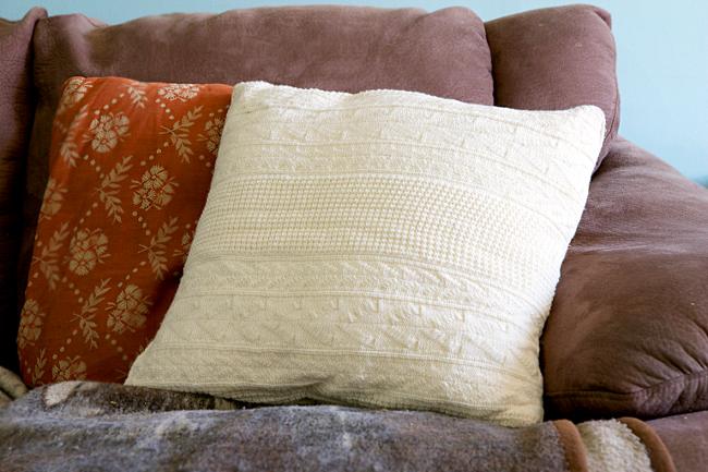 sweater cushion 2