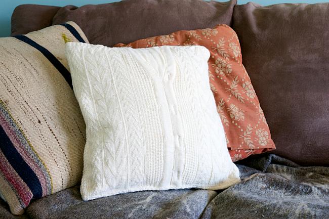 sweater cushion 4