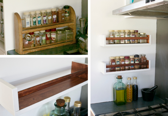 old spice rack