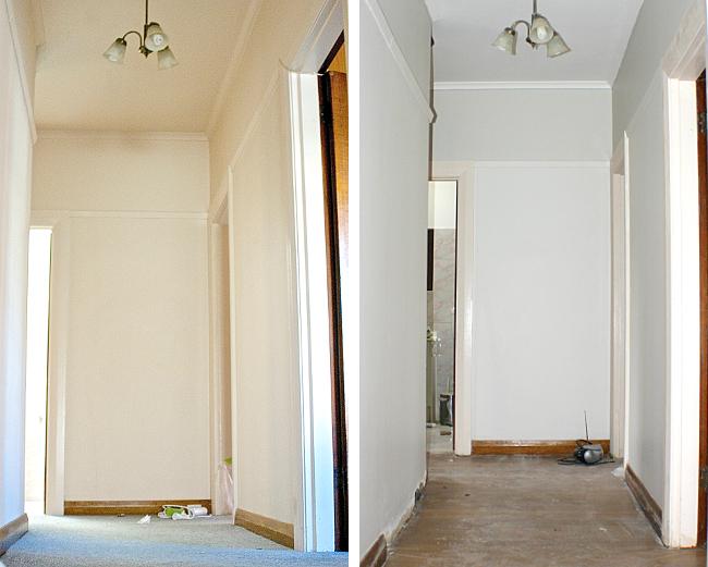 hallway before 2013