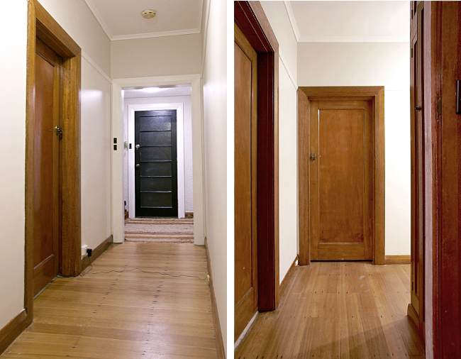 refinished door frames 3