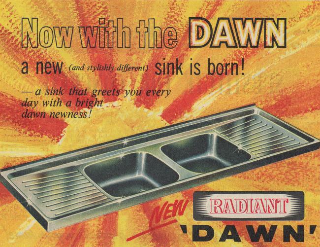 dawn ss sink