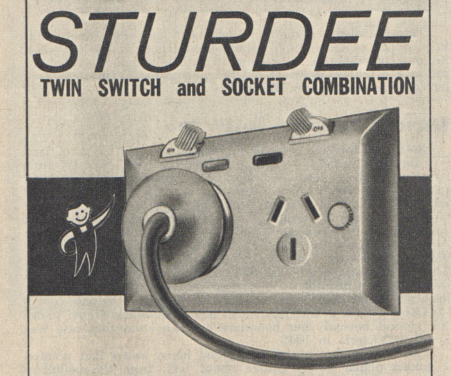 double switch outlet
