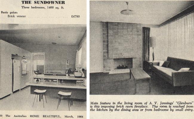 LR kitchen features