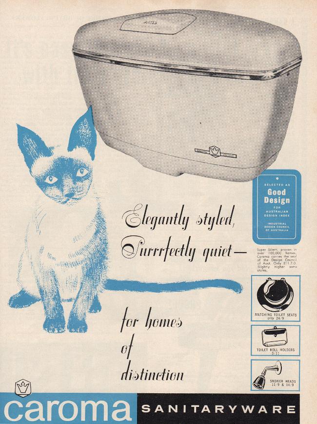 toilet kitty