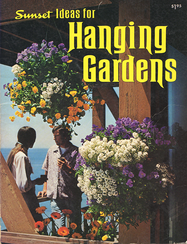 Sunset Hanging Gardens - front cover