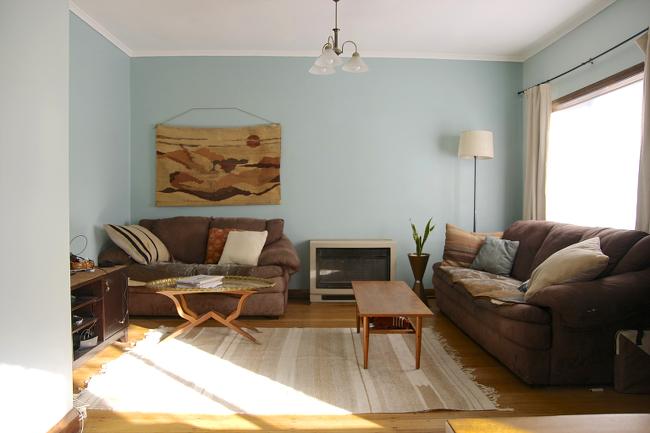 living room - current