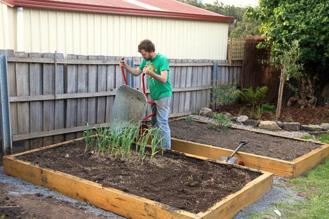 top dressing compost