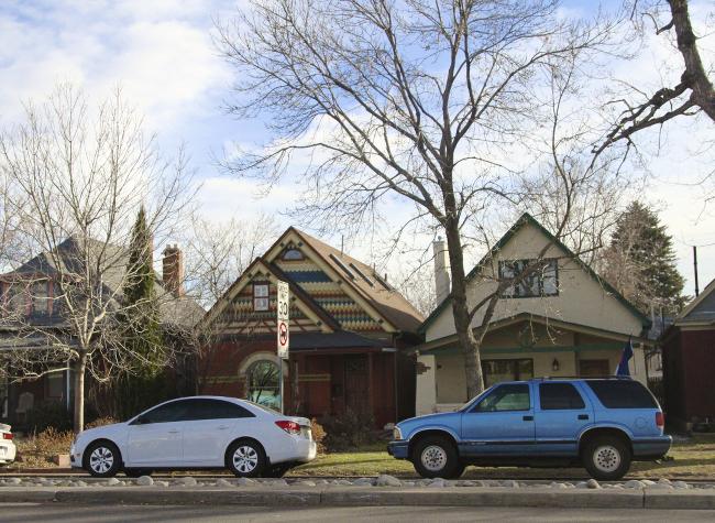 Baker houses