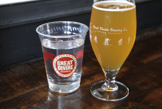 Great Divide brews