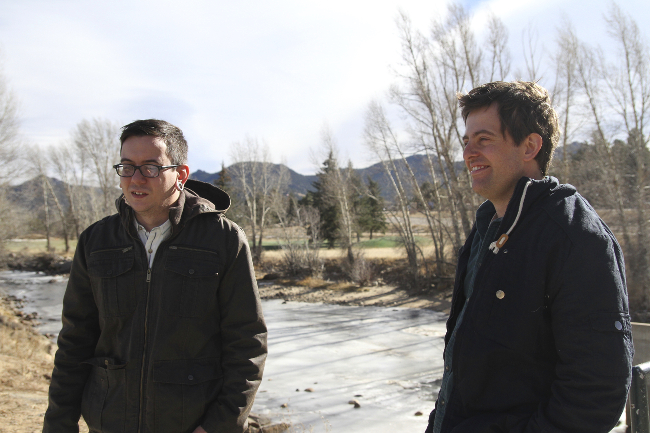 Nick + Jamie