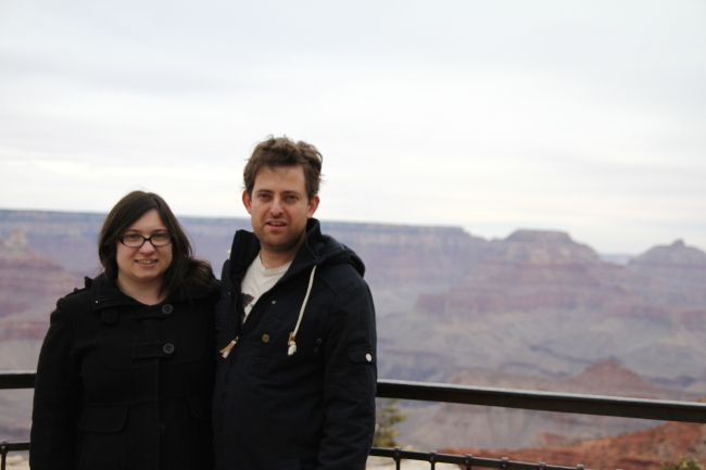 Steph + Jamie, Grand Canyon
