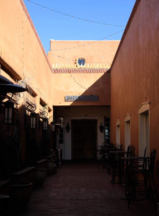 Bar in Santa Fe