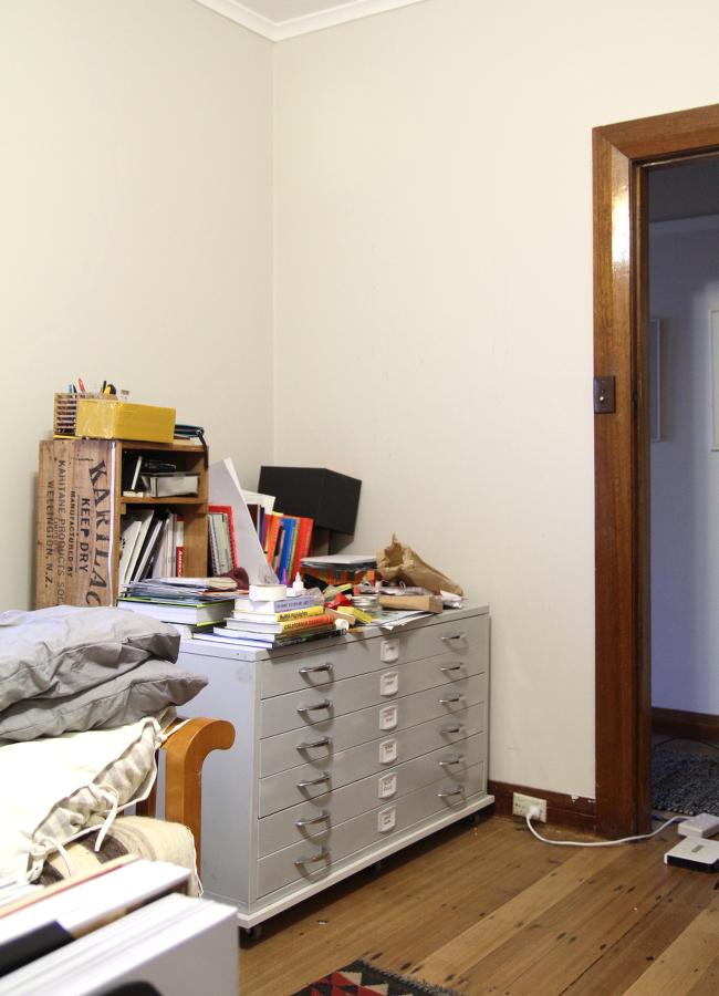 File corner