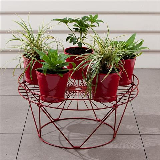 kmart wire plant stand