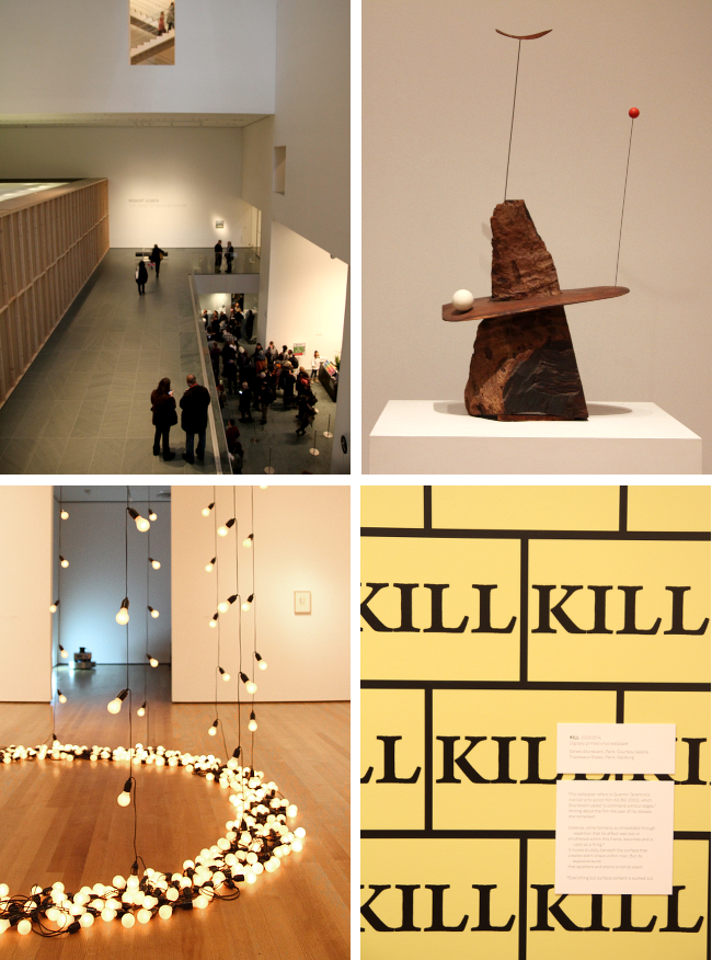 Contemporary art, MoMA